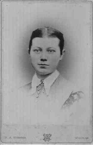 Sarah Blackstone Benson